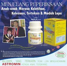 ASTROMIN RM25.00