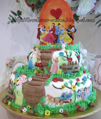 Cakes Disney