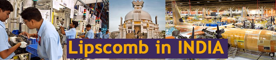 Lipscomb In INDIA