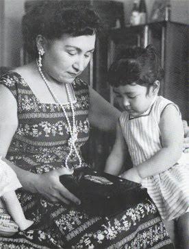 Ernesto Guevarael Che Hilda Beatriz Guevara Gadeasu Compañera