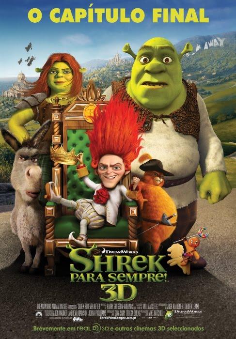Shrek 4 Para Sempre – Dublado