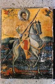 Άγιος Ισίδωρος ο εν Χίω μαρτυρήσας