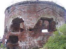 Benteng VOC di P. Onrust