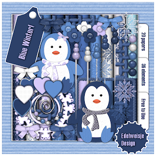 http://edelweisjedesign.blogspot.com/2009/12/ftu-scraptrain-kit-blue-winter.html
