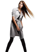 Josh Goot | Target | Fashion | Designer | Trench Coat, Rib Tank, Legging | Womens | Teens | Girls