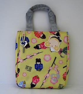 Harajuku Lovers Bishoujo Tote | Sample Sale | Women's | Chic | Designer | Handbags