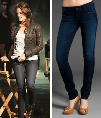 Celebrity | Kristen Stewart | Black Orchid | Jeggings