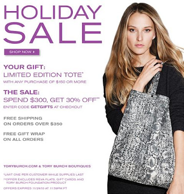 Black Friday | Cyber Monday | Deals | Tory Burch | Fashion | Clothing | Shoes | Handbags | Accessories | Sale