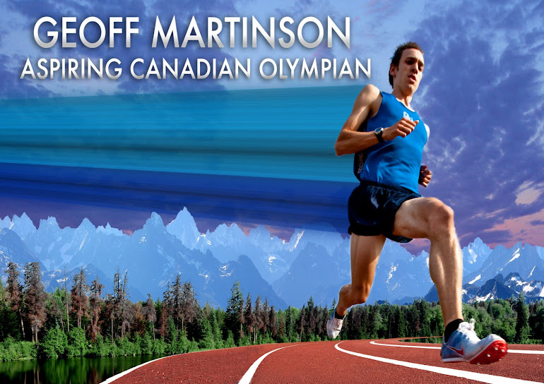 Geoff Martinson: RunMartinson.ca