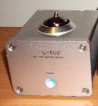 L-Top Tube Buffer Amplifier (5670 x 1)