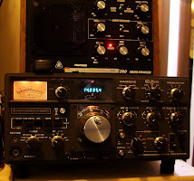 My Kenwood R-820 Receiver: