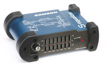 Samson S-Curve 7 Band Eq. used with the NRD-515: