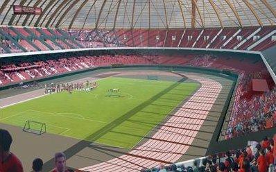 Stadion Sepakbola Terbaik di Indonesia ( Kelas Dunia) - Smansa Cafe
