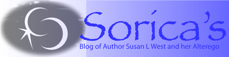 Susan Leigh West's Blog