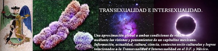 Transexualidad e Intersexualidad