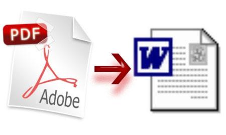 descargar programa para convertir archivos pdf a word gratis