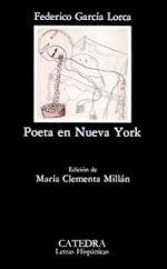 """""""Poeta en Nueva York"""" F. García Lorca (1929 - 1930)"""