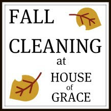 Are you Fall Cleaning?