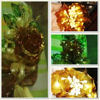 design my DIP : contoh yg dihasilkan sebanyak 80 cucuk utk bunga pahar