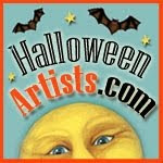 Halloween Artists Marketplace