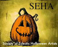 Society Of Eclectic Halloween Artists On Ebay