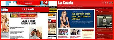Kuky on the Blog: Intentando existir en la web: Diario Pop en la web