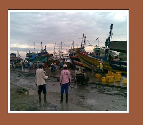 Aktifitas Kapal Nelayan