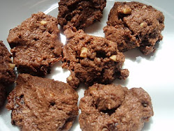 World War I Whole Wheat Chocolate Cookies