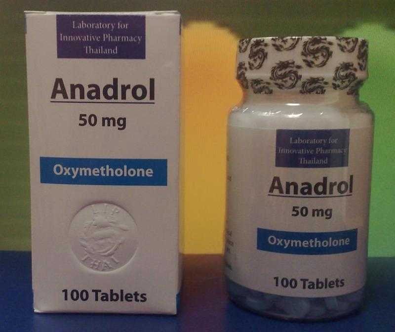 Liquid Anadrol Side Effects