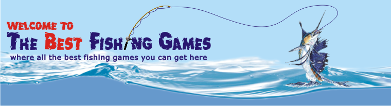 fishing games. The Best Fishing Games