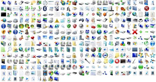 Alterando os ícones do Windows XP pelos do Windows Vista