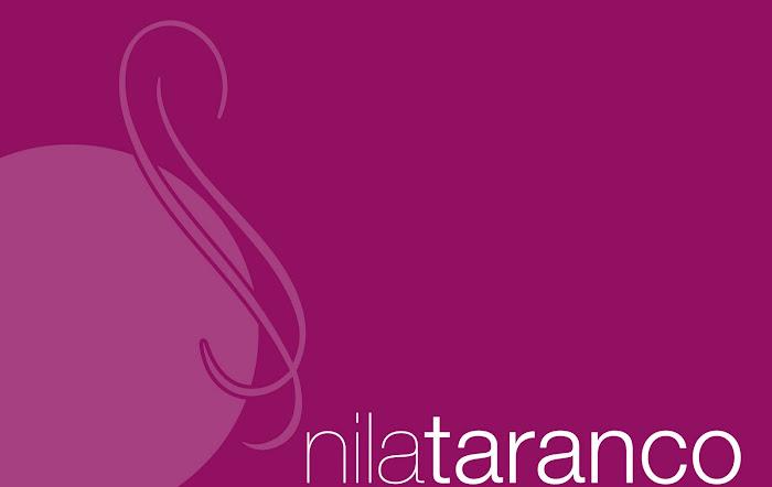 nila taranco: tocados y complementos