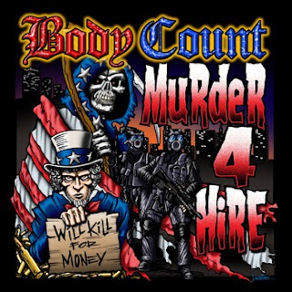 Body Count - Discografía Body_Count_-_Murder_4_Hire_-_Front