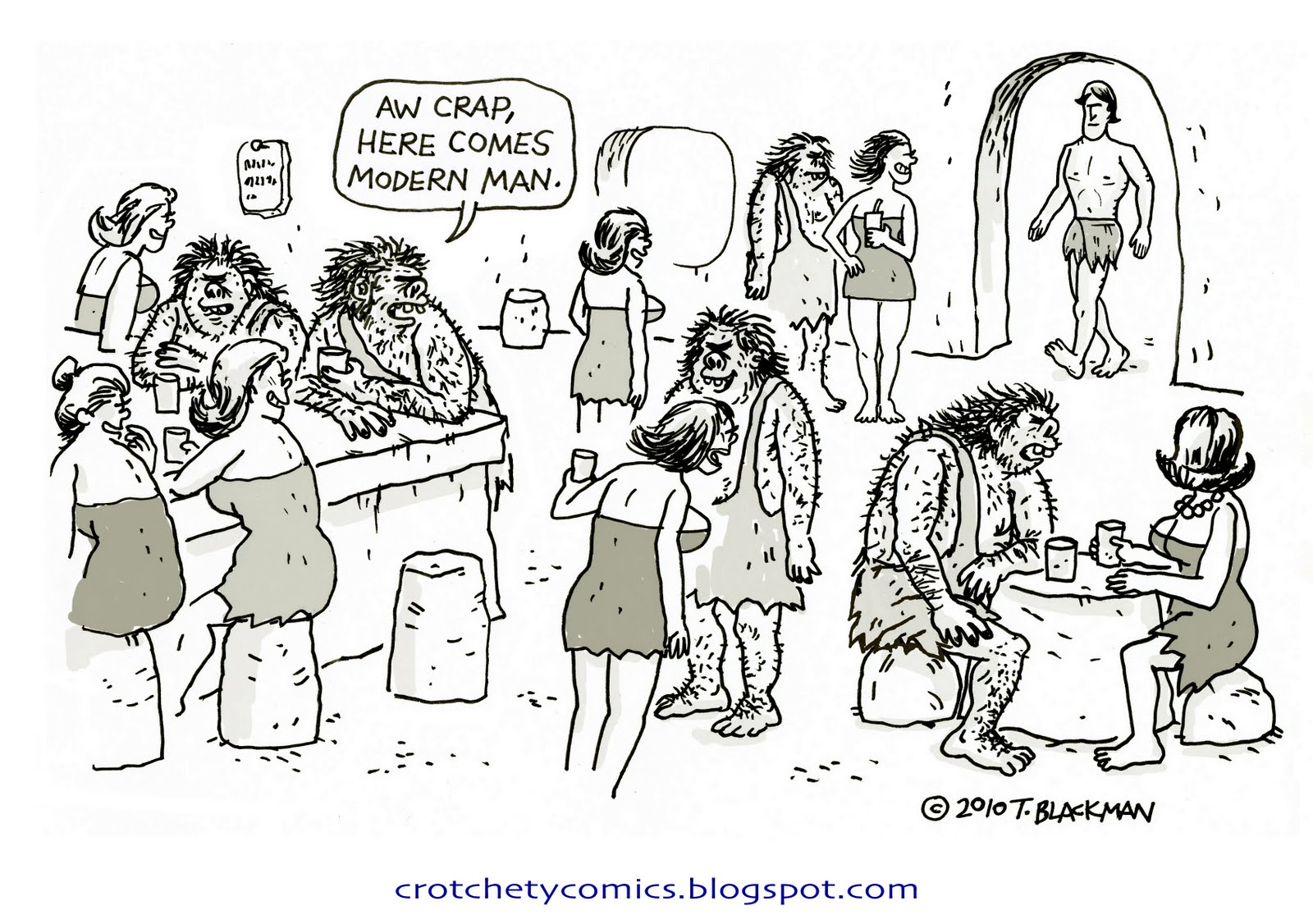 Displaying 18> Images For - Cro Magnon... Neanderthal 1
