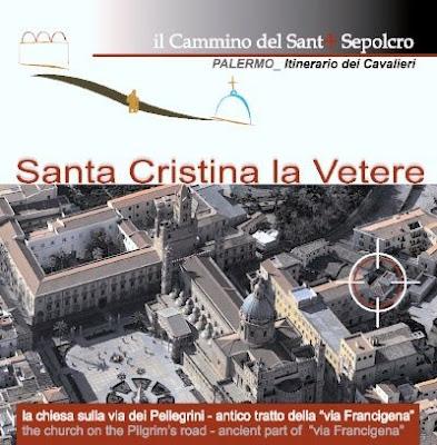 Chiesa di Santa Cristina la Vetere ed il biscotto del Pellegrino
