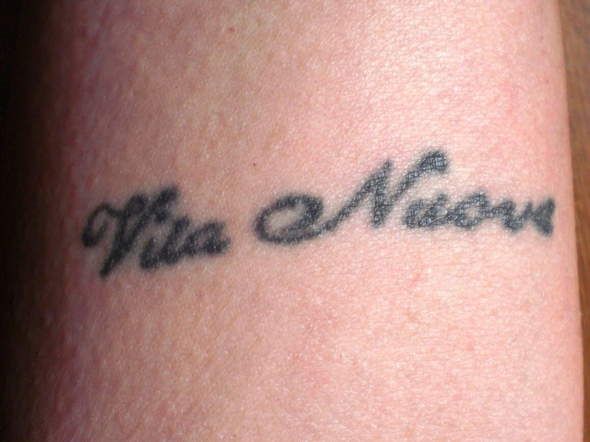 Divorce Tattoos