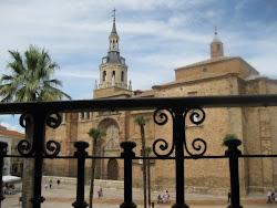 Parroquia Asunción desde Ayuntamiento.