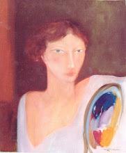 Retrato de Alma Welt