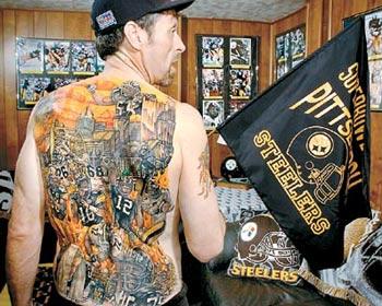 Steelers tattoos Steelers-tattoos