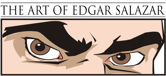 The Art of Edgar Salazar