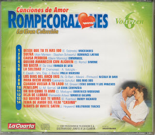 Coleccion Rompecorazones Vol.6 Vol+06-2