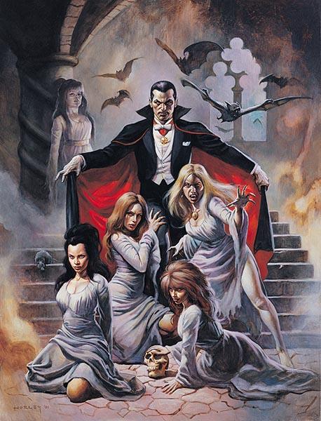Dracula (Bram Stoker 1847-1912) Dracula2