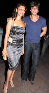 SRK's wife Gauri Khan feels herself old for movies