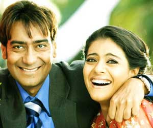 Ajay Devgan And Kajol Blessed With Son