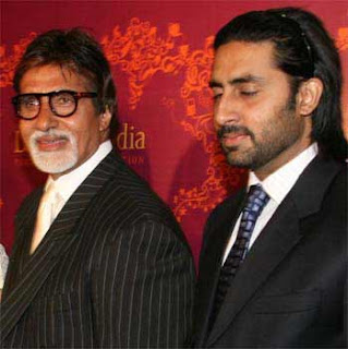 Amitabh Bachchan considers Abhishek his friend first