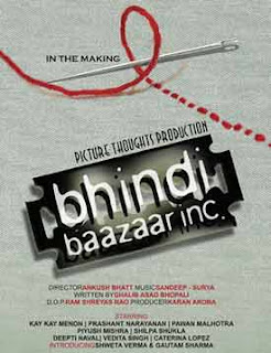 'Bhindi Bazaar' is for multiplexes, says Britain-based producer