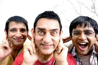 Hirani, Chopra get 3rd National Award for 3 Idiots in a row