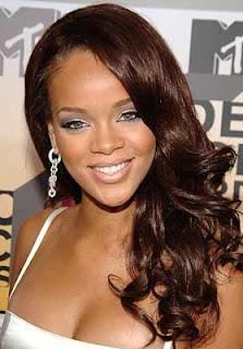 Singer Robyn Rihanna Fenty party in strip club