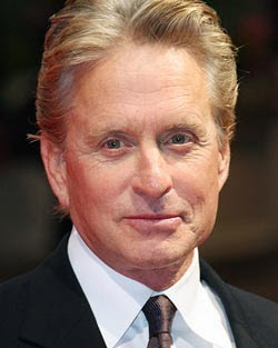 I'm optimistic, says cancer-stricken: Michael Douglas