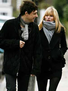 Kate Moss, Jamie Hince married?